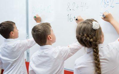 Списъците на учениците по паралелки